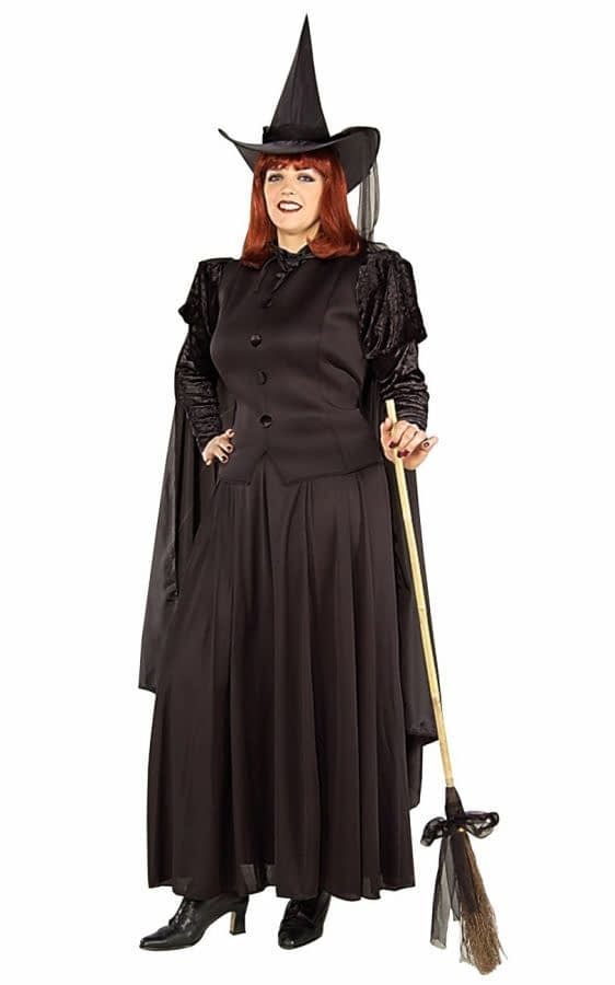Witches costumes